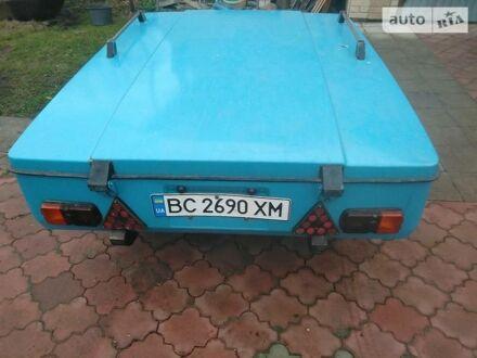 Синий Скиф М1, объемом двигателя 0 л и пробегом 1 тыс. км за 600 $, фото 1 на Automoto.ua