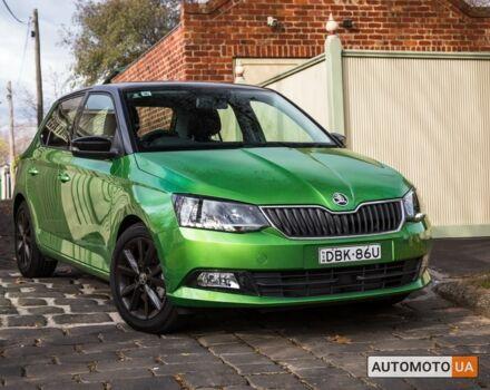 купить новое авто Шкода Фабия 2021 года от официального дилера Альянс-ИФ ŠKODA Шкода фото