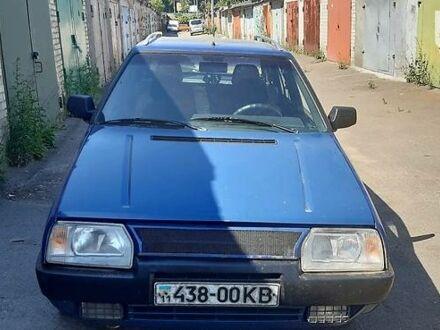 Синий Шкода Форман, объемом двигателя 1.3 л и пробегом 314 тыс. км за 1500 $, фото 1 на Automoto.ua