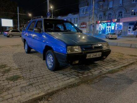 Синий Шкода Форман, объемом двигателя 1.29 л и пробегом 183 тыс. км за 1600 $, фото 1 на Automoto.ua