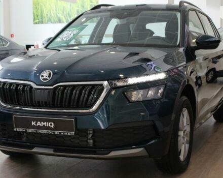купити нове авто Шкода KAMIQ 2021 року від офіційного дилера БАЗИС АВТО Шкода фото