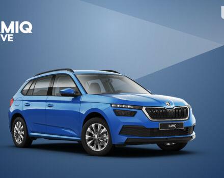купить новое авто Шкода KAMIQ 2021 года от официального дилера Автоцентр-Кременчук Шкода фото