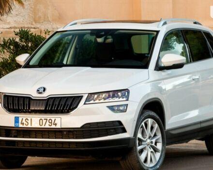купить новое авто Шкода Karoq 2021 года от официального дилера Альянс-ІФ Skoda Шкода фото