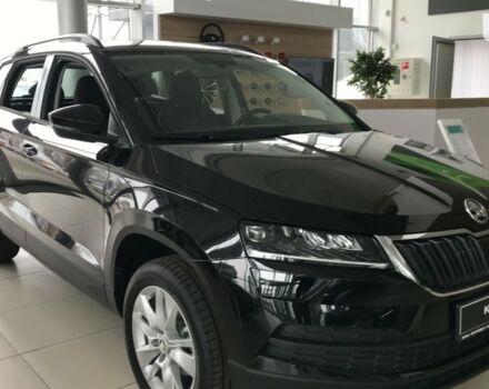 купить новое авто Шкода Karoq 2021 года от официального дилера Skoda Авто Шкода фото