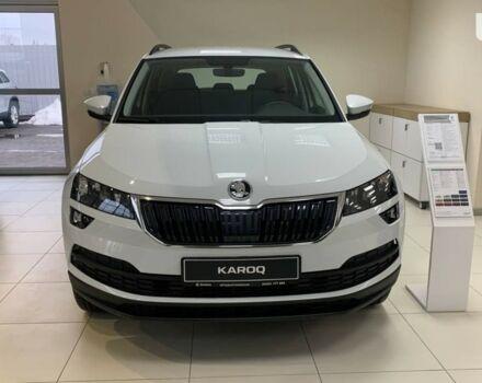 купить новое авто Шкода Karoq 2021 года от официального дилера Автоцентр-Кременчук Шкода фото