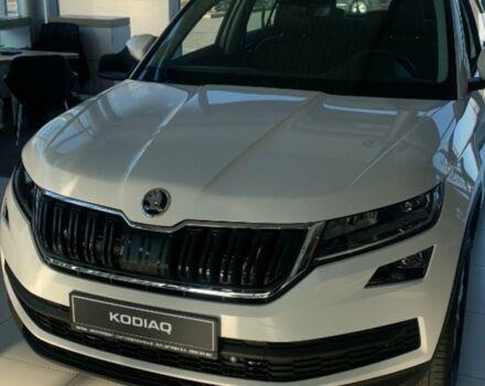 Шкода Kodiaq, объемом двигателя 1.98 л и пробегом 0 тыс. км за 34853 $, фото 1 на Automoto.ua