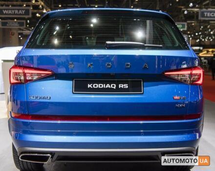 Шкода Kodiaq, объемом двигателя 2 л и пробегом 0 тыс. км за 38500 $, фото 1 на Automoto.ua