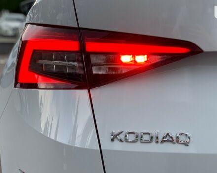 купить новое авто Шкода Kodiaq 2020 года от официального дилера Автоград Шкода фото