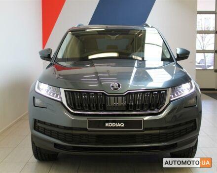 купить новое авто Шкода Kodiaq 2021 года от официального дилера Прага Авто Шкода фото