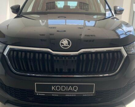 купити нове авто Шкода Kodiaq 2021 року від офіційного дилера Автоград Шкода фото