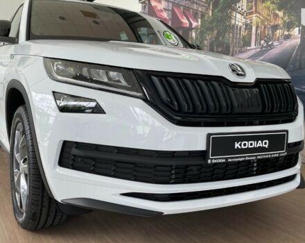 купить новое авто Шкода Kodiaq 2021 года от официального дилера ДП «Автотрейдинг-Винница» Шкода фото