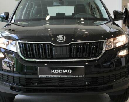 купить новое авто Шкода Kodiaq 2021 года от официального дилера БАЗИС АВТО Шкода фото
