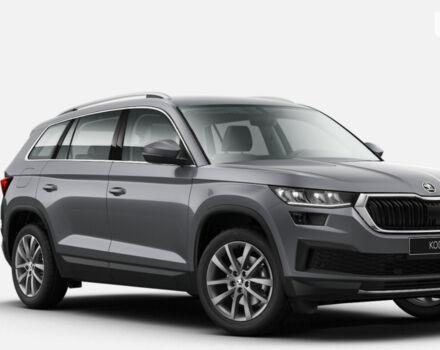 купити нове авто Шкода Kodiaq 2021 року від офіційного дилера Автоцентр-Кременчук Шкода фото