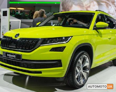 купити нове авто Шкода Kodiaq 2021 року від офіційного дилера Альянс-ІФ ŠKODA Шкода фото