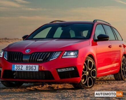 купити нове авто Шкода Октавія Комбі 2021 року від офіційного дилера Альянс-ІФ ŠKODA Шкода фото
