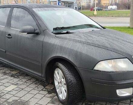 Черный Шкода Октавия, объемом двигателя 1.9 л и пробегом 420 тыс. км за 6900 $, фото 1 на Automoto.ua