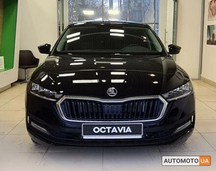 купить новое авто Шкода Октавия 2021 года от официального дилера Альянс-ИФ ŠKODA Шкода фото