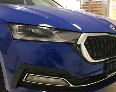 купити нове авто Шкода Октавія 2021 року від офіційного дилера Skoda Авто Шкода фото