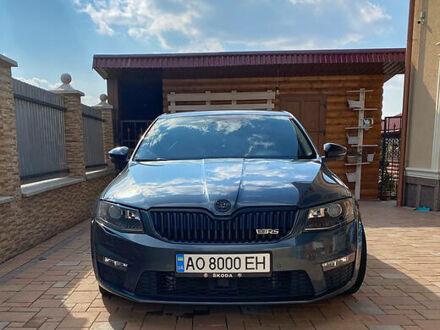 Серый Шкода Октавия, объемом двигателя 2 л и пробегом 135 тыс. км за 20500 $, фото 1 на Automoto.ua