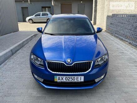 Синий Шкода Октавия, объемом двигателя 1.8 л и пробегом 40 тыс. км за 14950 $, фото 1 на Automoto.ua
