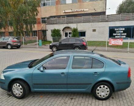 Зеленый Шкода Октавия, объемом двигателя 1.6 л и пробегом 222 тыс. км за 6490 $, фото 1 на Automoto.ua