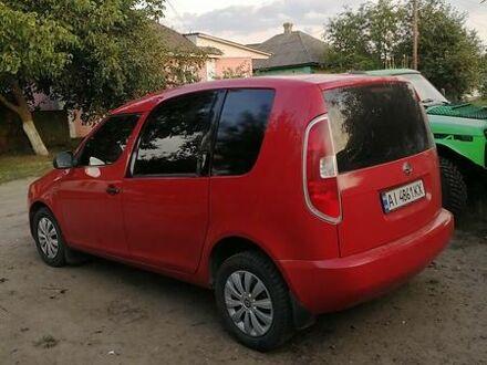 Красный Шкода Практик, объемом двигателя 1.2 л и пробегом 400 тыс. км за 3900 $, фото 1 на Automoto.ua
