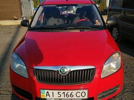 Красный Шкода Практик, объемом двигателя 1.2 л и пробегом 31 тыс. км за 3999 $, фото 1 на Automoto.ua