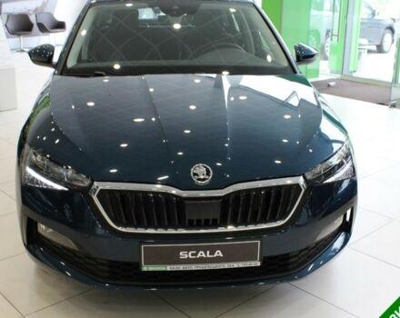 купить новое авто Шкода Scala 2020 года от официального дилера БАЗИС АВТО Шкода фото