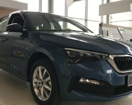 купить новое авто Шкода Scala 2020 года от официального дилера Skoda Авто Шкода фото