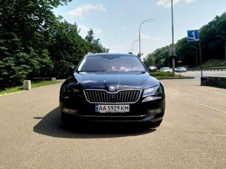 Черный Шкода Суперб, объемом двигателя 2 л и пробегом 155 тыс. км за 25499 $, фото 1 на Automoto.ua