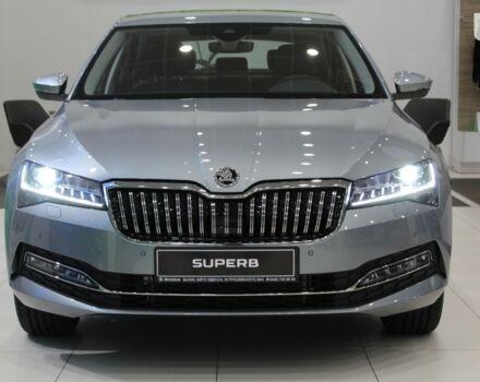 купить новое авто Шкода Суперб 2021 года от официального дилера БАЗИС АВТО Шкода фото