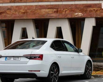 купить новое авто Шкода Суперб 2021 года от официального дилера Леонид Леонид Шкода фото