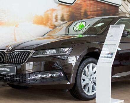 купити нове авто Шкода Суперб 2021 року від офіційного дилера Автоцентр-Кременчук Шкода фото