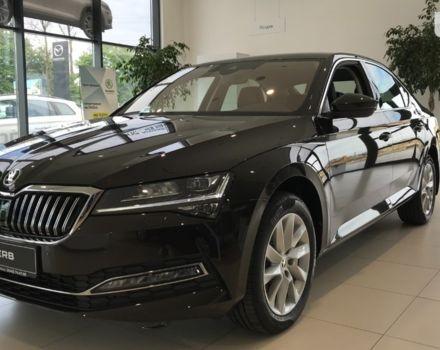 купити нове авто Шкода Суперб 2021 року від офіційного дилера Альянс-ІФ Skoda Шкода фото
