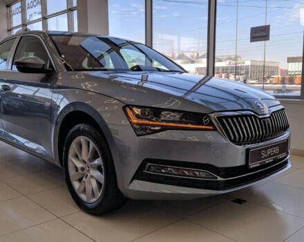 купить новое авто Шкода Суперб 2021 года от официального дилера Авто-Шанс Шкода фото
