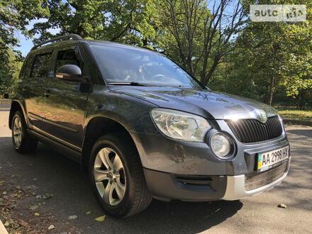 Серый Шкода Ети, объемом двигателя 1.8 л и пробегом 112 тыс. км за 9900 $, фото 1 на Automoto.ua