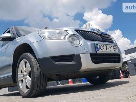 Синий Шкода Ети, объемом двигателя 1.8 л и пробегом 163 тыс. км за 10990 $, фото 1 на Automoto.ua