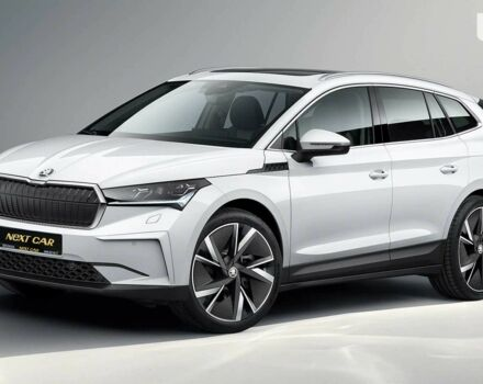 купить новое авто Шкода Enyaq iV 2021 года от официального дилера Next Car Шкода фото
