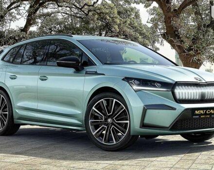купити нове авто Шкода Enyaq iV 2021 року від офіційного дилера Next Car Шкода фото
