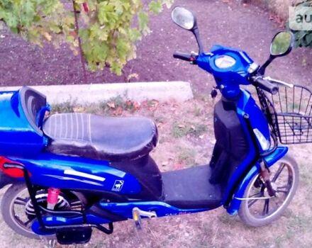 Синий СкайМото Сити Кэт, объемом двигателя 0 л и пробегом 1 тыс. км за 330 $, фото 1 на Automoto.ua