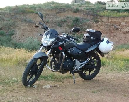 Черный СкайМото Тигр, объемом двигателя 0.2 л и пробегом 5 тыс. км за 999 $, фото 1 на Automoto.ua