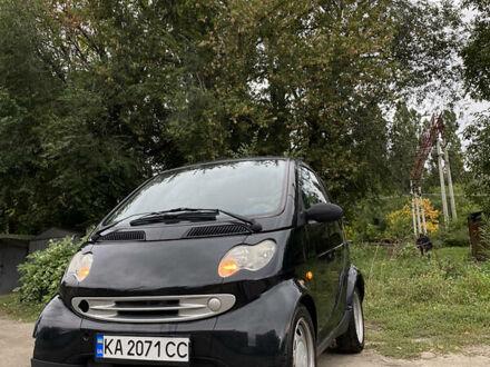 Чорний Смарт Кабріо, об'ємом двигуна 0.6 л та пробігом 200 тис. км за 2300 $, фото 1 на Automoto.ua