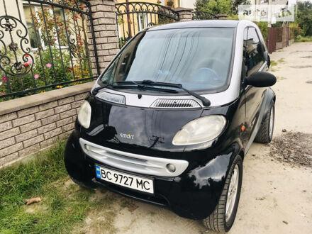 Серый Смарт MCC, объемом двигателя 0.6 л и пробегом 167 тыс. км за 3100 $, фото 1 на Automoto.ua