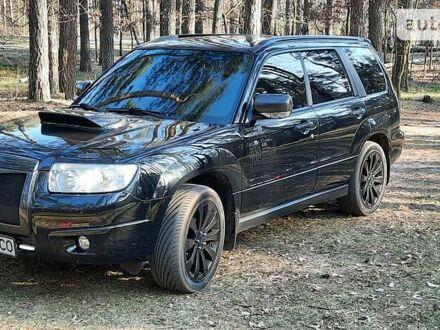 Чорний Субару Forester, об'ємом двигуна 2.5 л та пробігом 204 тис. км за 12900 $, фото 1 на Automoto.ua