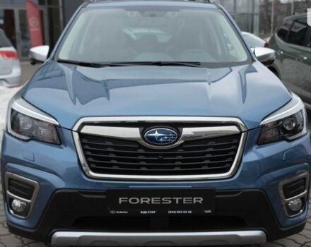 купить новое авто Субару Форестер 2020 года от официального дилера VIDI на Кільцевій Субару фото