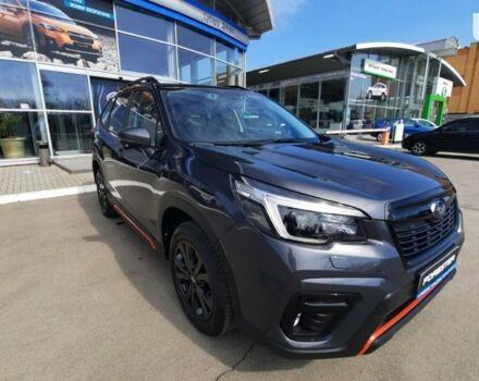 купить новое авто Субару Форестер 2021 года от официального дилера Субару Днепр Субару фото