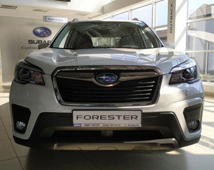 купити нове авто Субару Forester 2021 року від офіційного дилера АДИС Субару фото