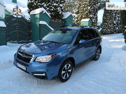 Синій Субару Forester, об'ємом двигуна 2.5 л та пробігом 69 тис. км за 15600 $, фото 1 на Automoto.ua