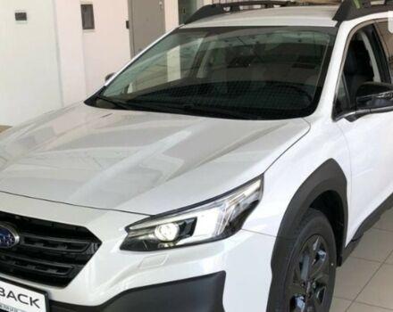 купити нове авто Субару Аутбек 2021 року від офіційного дилера АДИС Субару фото