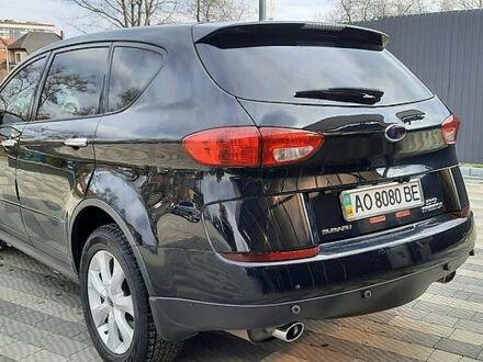 Чорний Субару Трібека, об'ємом двигуна 3 л та пробігом 174 тис. км за 10500 $, фото 1 на Automoto.ua